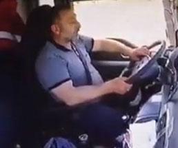 眠い状態で運転してはいけないってはっきり分かんだね…