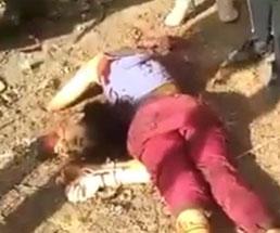 【閲覧注意】カルテルによる拘束した女性への処刑がエグすぎてグロい…
