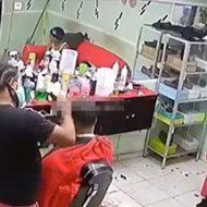 制御を失ったバイクが美容室に突っ込んでくるとか怖すぎやろ…