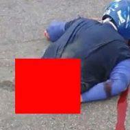 高速道路で事故った男女の死体がグロすぎて直視できない…