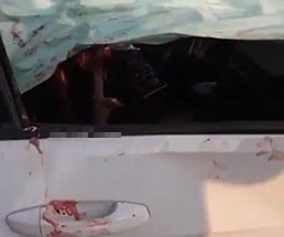 レバノンの爆発で亡くなった女性の一人…これは報道では流せませんわ