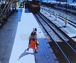 僧侶が電車に飛び込むとか闇が深そう…