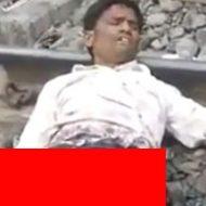 インドで起きた事故や自殺のグロい映像まとめ