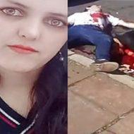 女性はナイフで殺され加害者は射殺される誰も幸せになれない結末…