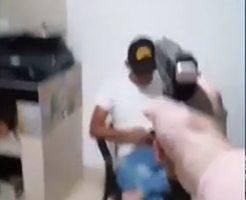 家に侵入してきた男がいきなり発砲して射殺していく