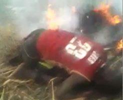 大量の草を乗せられたり身体を燃やされる集団拷問がエグい件について…