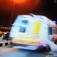 人命を救う救急車が人を轢いてたら元も子もないわな…