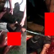 女でも関係なく殺され首まで斬り落とすのがギャングのやり方