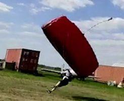 パラシュートの着地失敗ってもはや飛び降り自殺なんだよなぁ…