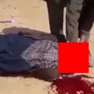 タリバンで平然と行われる残虐な斬首処刑…