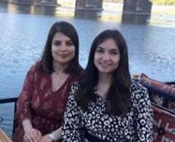 酔っ払いの車に轢き殺されてしまった2人の若い女性