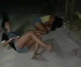 ブラジルで二人の姉妹が殺される映像がSNSに投稿される
