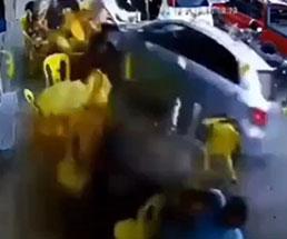 車の事故や飛び降り系の事故まとめ