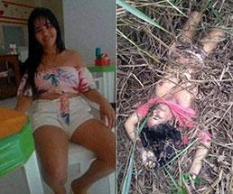 レイプされ殺された女性の遺体が見つかるの怖すぎ…
