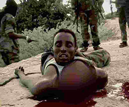 アフリカで起きる戦闘映像が相変わらずヤバい…