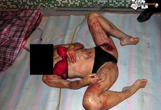 【レイプ画像】本物の強姦殺人の被害者美女達はこんな感じで殺されている・・・ ※エログロ 閲覧注意