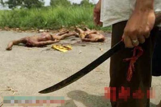 【中国】訴えられ多額の賠償を請求された男が取った行動・・・