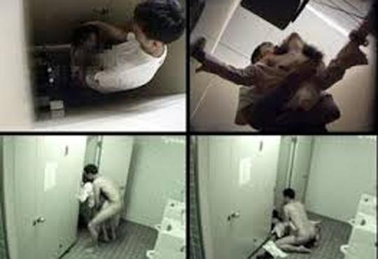 【本物レイプ】中国のトイレで監視カメラに撮影された強姦事件の証拠映像ががヤバ過ぎwww ※エロ動画