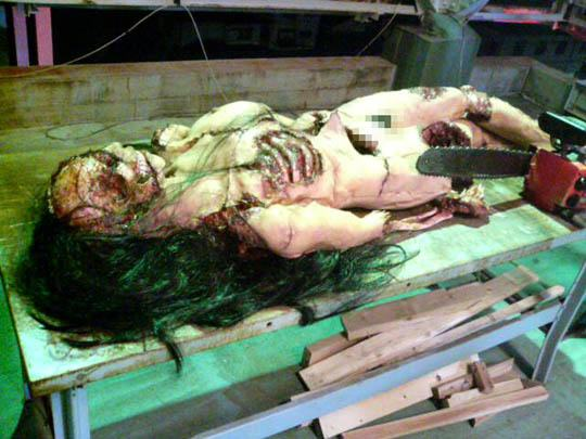 レイプ死体 グロ画像