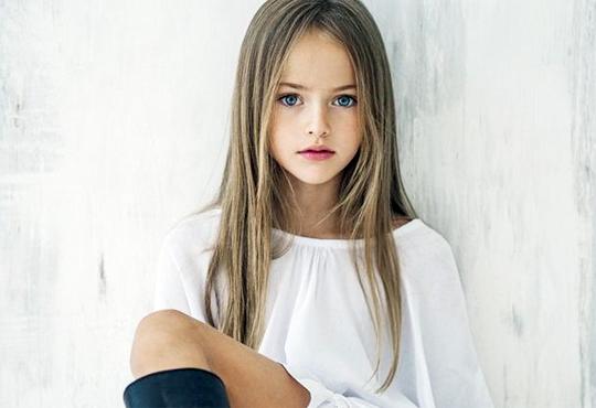 【美幼女】「世界で最も美しい女の子」と言われる9歳の美少女がヤバい